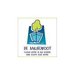 Logo Copyright De Milieuboot